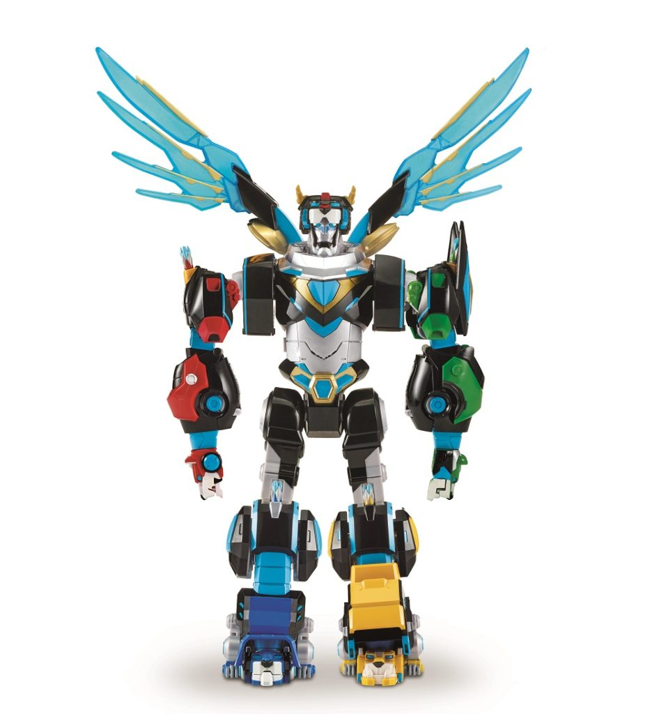 Combined Hyper-Phase Voltron SDCC 2018