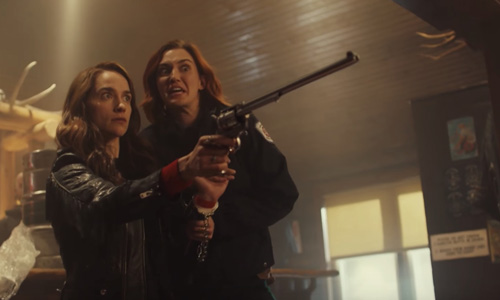 "Wynonna Earp season 3 trailer ""stop quipping and start running"""