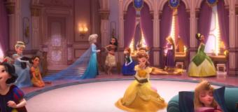 """Ralph Breaks the Internet: Wreck-It Ralph 2"" New Trailer Is Filled With Disney Princesses"