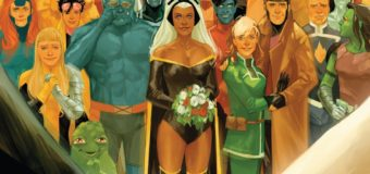 X-Men Gold Issue 30 Shows the Marriage of Rogue and Gambit