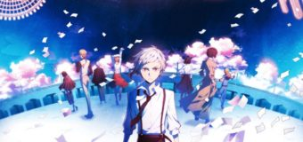 Pre-Register Now for Bungo Stray Dogs: Tales of the Lost English Release Game App