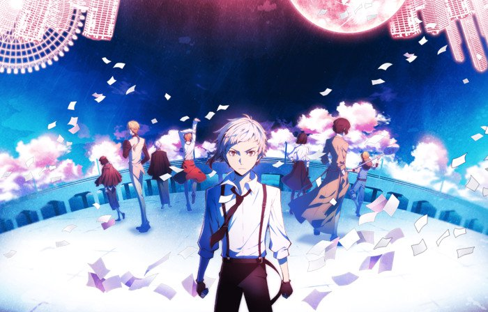 Bungo Stray Dogs Tales of the Lost