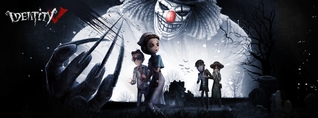 Identity V iOS mobile game NetEase