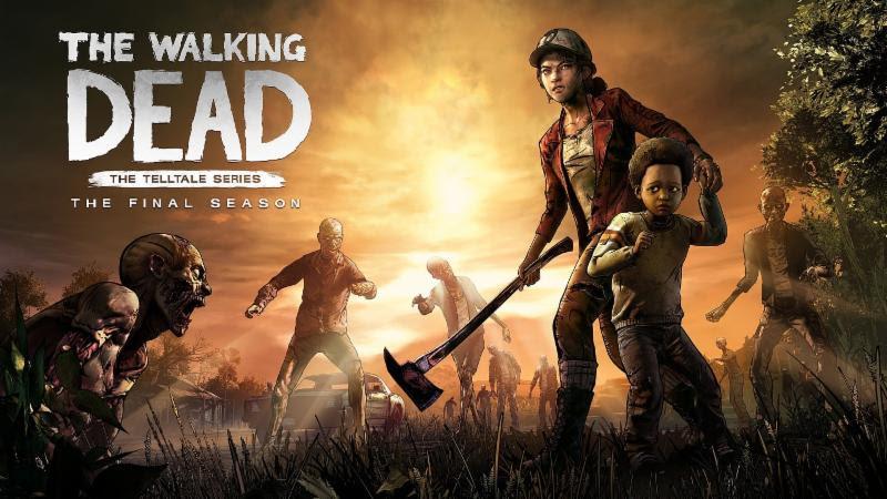 The Walking Dead The Final Season Telltale Game release