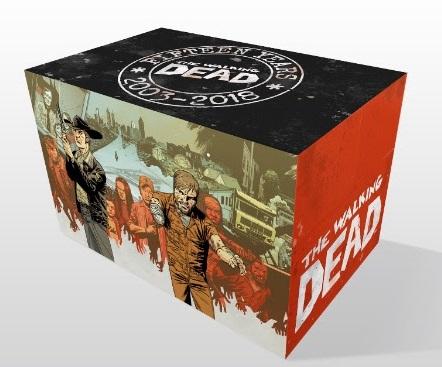 The Walking Dead 15 Anniversary Box Set