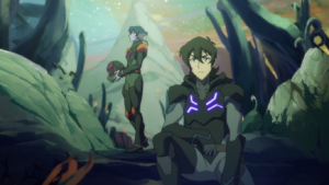 Voltron season 6 Krolia Keith