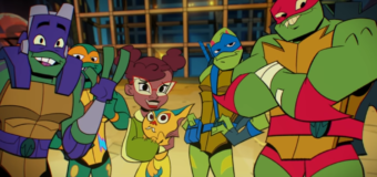 Rise of the Teenage Mutant Ninja Turtles 1×01 Review: Mystic Mayhem
