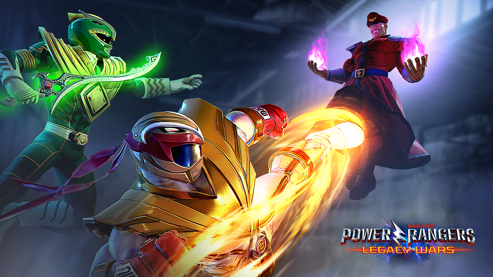 Ryu Ranger Power Rangers Legacy Wars game