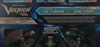 Legendary Defender Hyper-Phase Voltron 5-Piece Gift Set Action Figure SDCC 2018 Previews Exclusive – Review