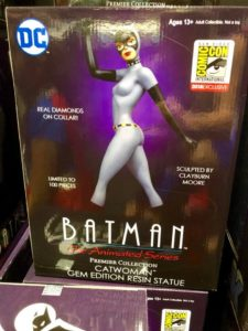 diamond select toys sdcc 2018 catwoman