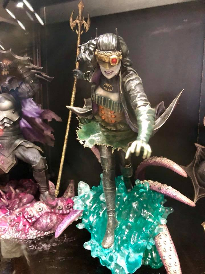 diamond select toys sdcc 2018 batman the drowned