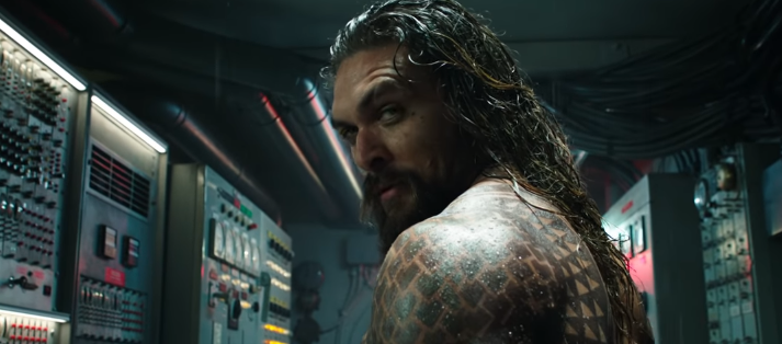 Aquaman Trailer SDCC 18 Day 3