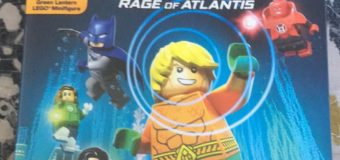 LEGO DC Comics Super Heroes: Aquaman – Rage Of Atlantis – Blu-ray, DVD, Review