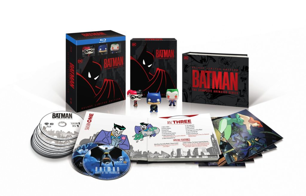 Batman The Animated Series Limited Edition Box set
