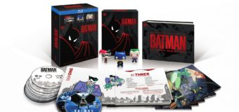 Batman: The Animated Series Deluxe Limited Edition Box Set – Review!