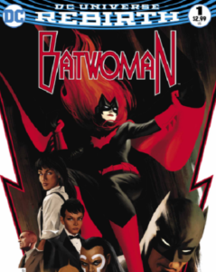 Batwoman DC Comics The CW
