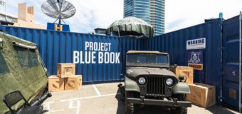 SDCC 2018: Project Blue Book Activation Was Out of This World (Literally)