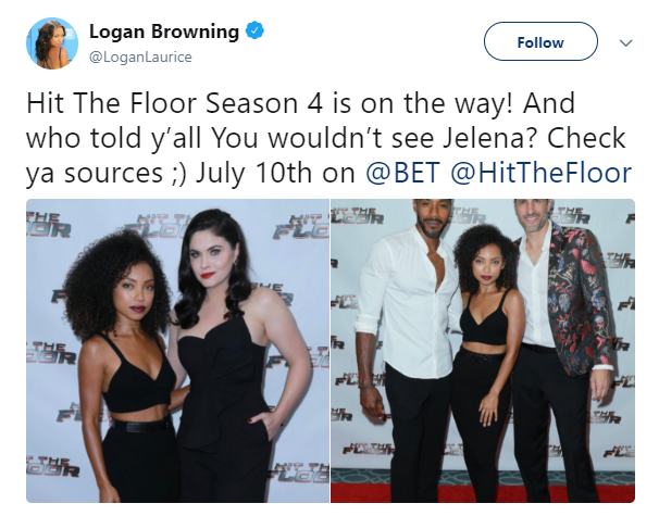HTF Season 4 Hit the Floor premiere