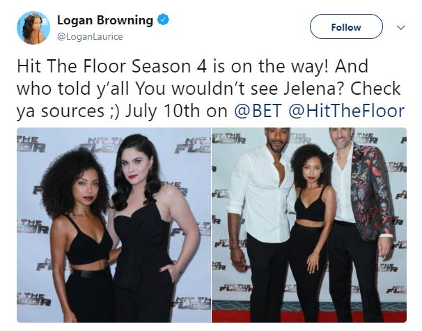 HTF Season 4 Hit the Floor premiere