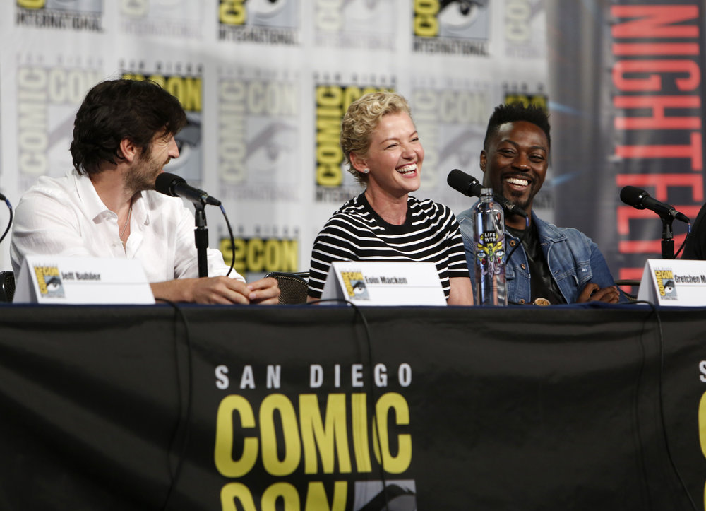 Nightflyers at SDCC