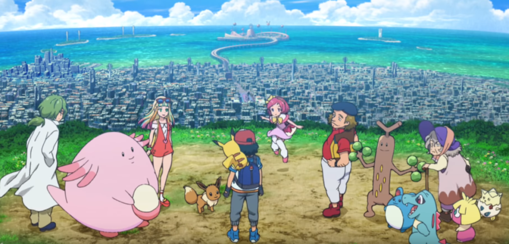 Pokemon the Movie The Power of Us release Fathom Events