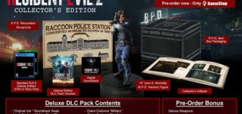 The Resident Evil 2 Remake Collector's Edition Is Amazing! Includes a Leon Figure and More!