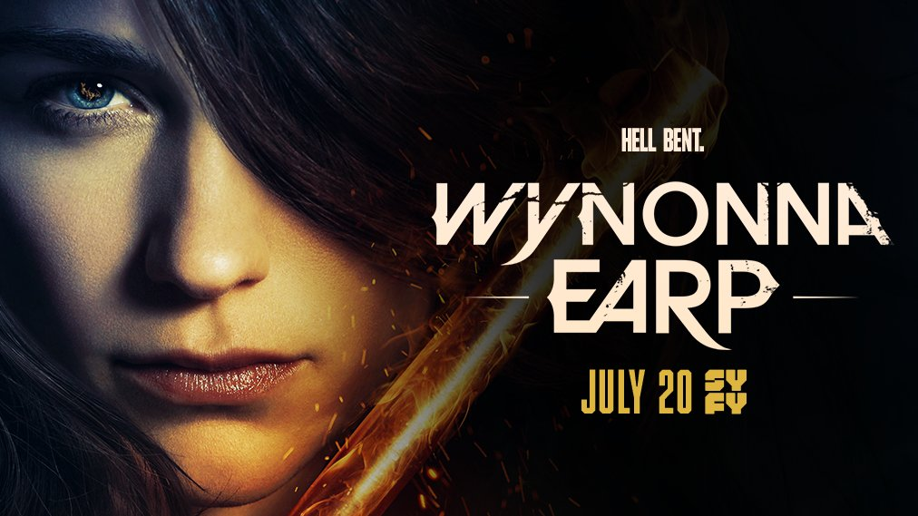 Wynonna Earp SDCC WayHaught