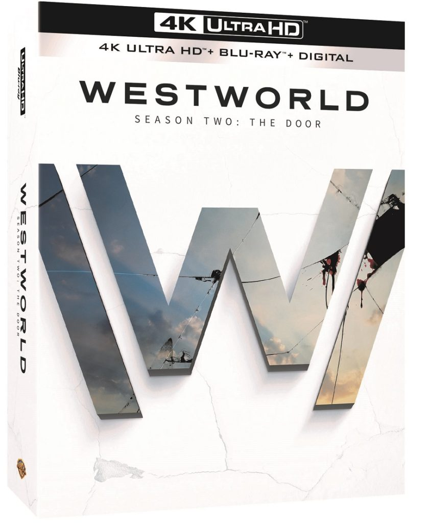 Westworld Season 2 The Door 4K Ultra Blu-ray DVD release