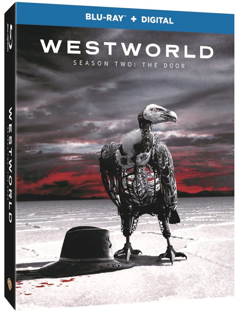 Westworld Season 2 The Door Blu-ray release