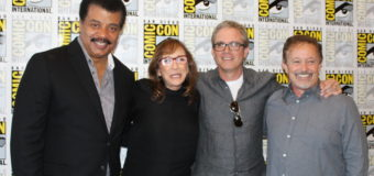 Neil deGrasse Tyson and Ann Druyan Talk 'Cosmos: Possible Worlds' @NatGeo @COSMOSonTV