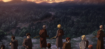 "Attack on Titan 3×01 & 3×02 Review: ""Smoke Signals"" & ""Pain"""