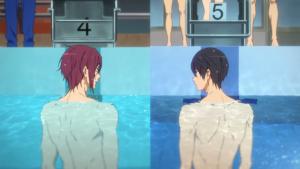 Sprouting Dive Start Free Haru Rin
