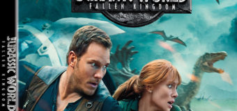 Jurassic World: Fallen Kingdom Now Available On Digital! Check Out Three Clips & AR Experience!