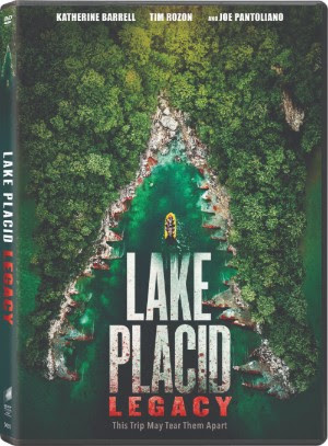 Lake Placid Legacy Digital DVD release Sony Pictures Home Entertainment