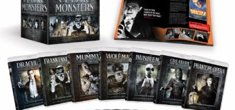 Universal Classic Monsters: Complete 30-Film Collection Blu-ray Review: It's Perfect For Halloween!