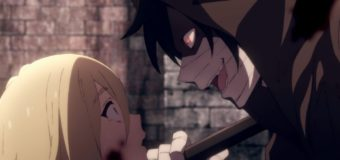 Angels of Death: the Game, the Manga, and now the Anime
