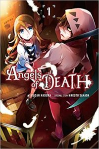 Angels of Death manga