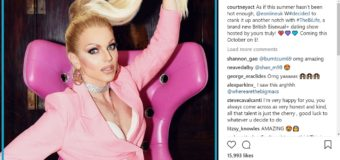 Courtney Act Fronted 'The Bi Life' Dating Show Is Coming To E! This October