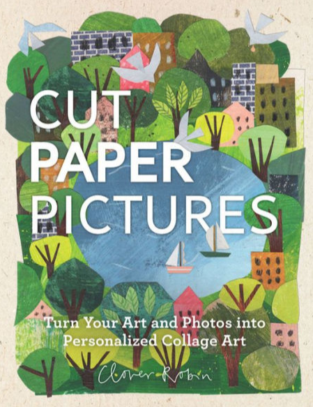 Cut Paper Pictures Clover Robin review