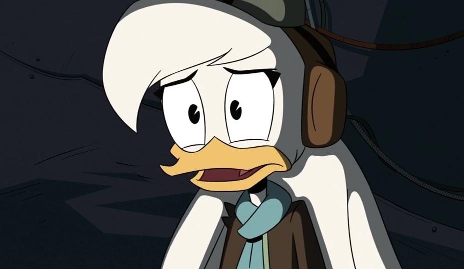 Della Duck DuckTales Season One Finale