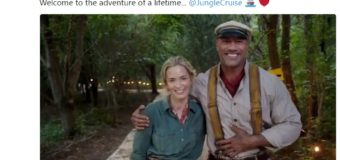 "Disney Faces Backlash for Casting a Straight Actor in a Possibly Stereotypical Gay Role in ""Jungle Cruise"""