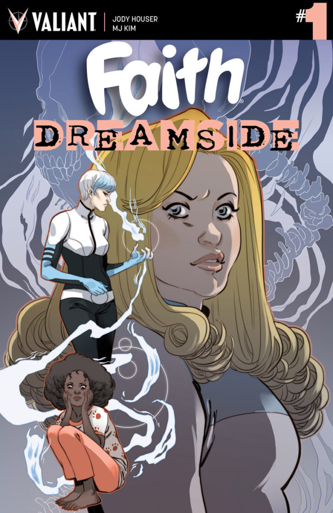Faith Dreamside Issue 1 Valiant