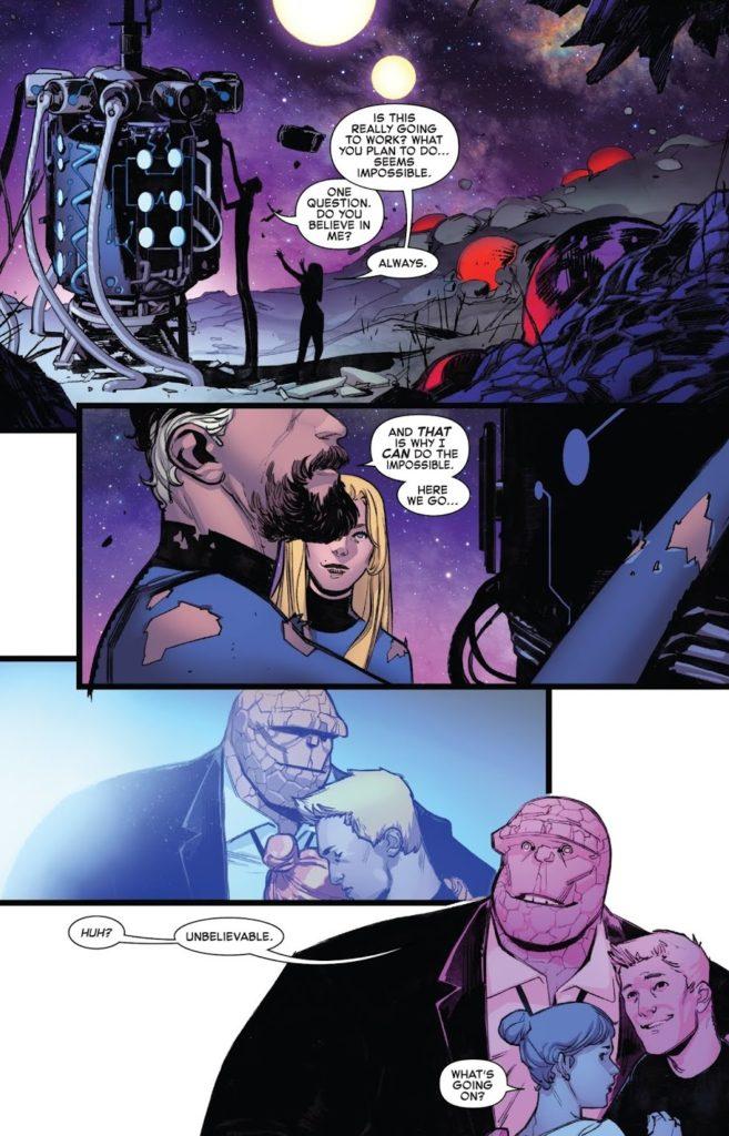 Fantastic Four Issue 1 ( Marvel Comics) 2018