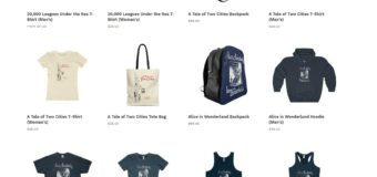 'Literary Book Gifts' Offers You The Perfect 'Intellectual' Swag – Interview