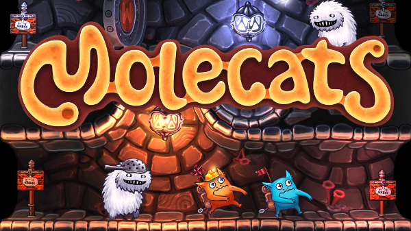 Molecats Steam Vidroid Indie Game release