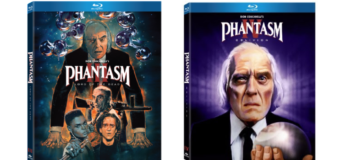 Phantasm III: Lord of the Dead & Phantasm IV: Oblivion Coming To Blu-ray This September!