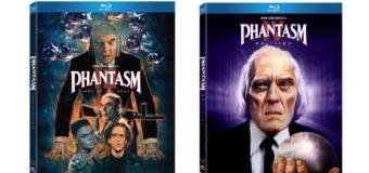 Phantasm III: Lord of the Dead & Phantasm IV: Oblivion Coming To Blu-ray This September!