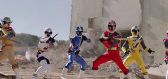 Iconic Rangers Return in Power Rangers 25th Anniversary Trailer! New Series To Debut in 2019!