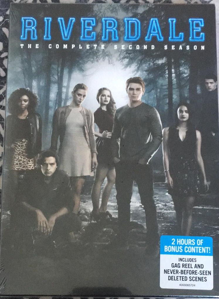 Riverdale Season 2 DVD release Warner Bros