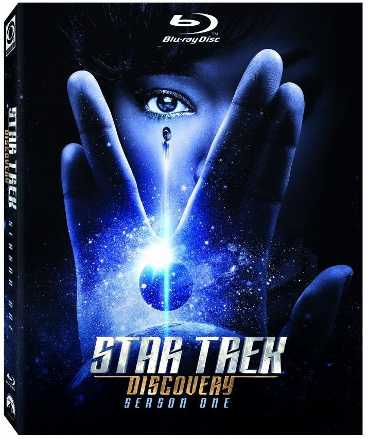 Star Trek Discovery Season one Blu-ray DVD release